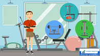 Gym Animated