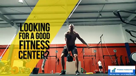 Gym Web Ad
