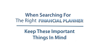 Financial Planner in Pendleton Oregon