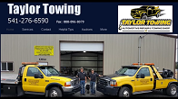 Taylor Towing in Pendleton, Oregon